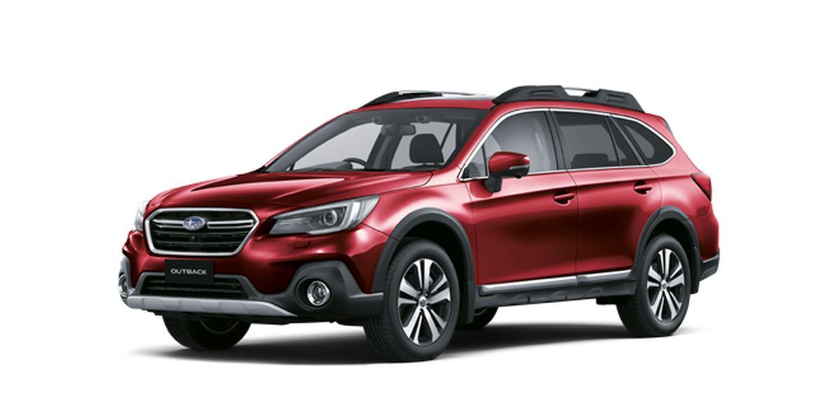2020 Subaru Outback 3 6r Suv Carsales Com Au