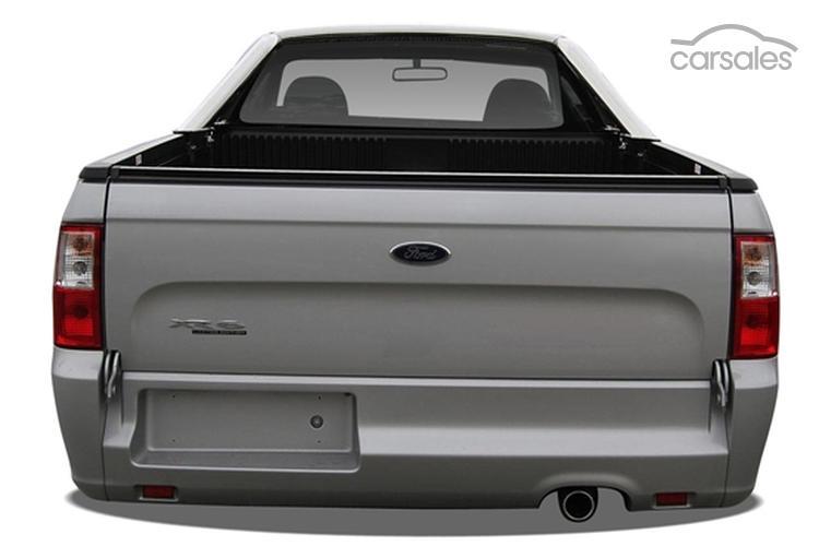 2011 Ford Falcon Ute XR6 Limited Edition FG Auto Super Cab