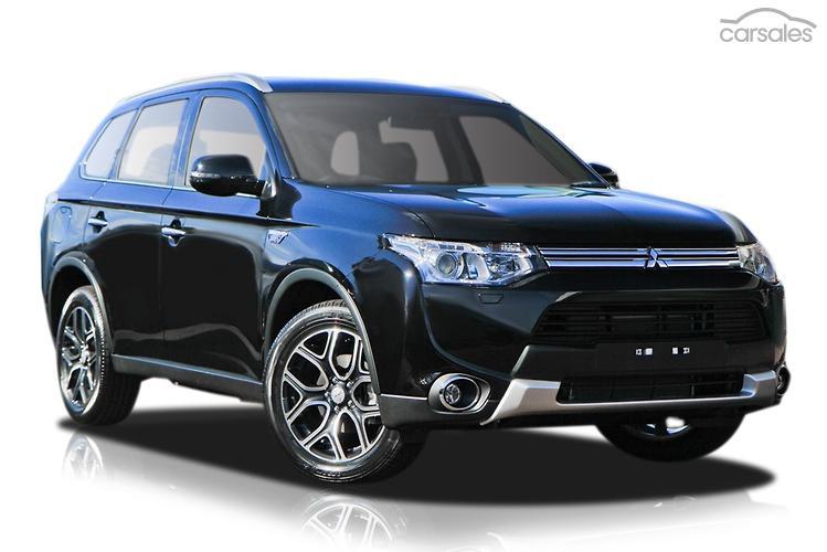 2015 Mitsubishi Outlander PHEV Aspire ZJ Auto AWD MY14 5