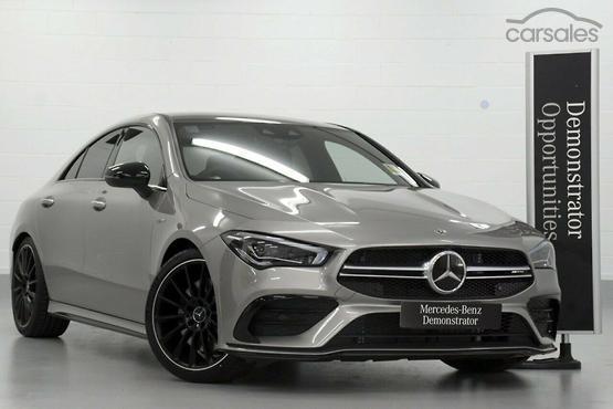 2019 Mercedes-Benz CLA 35 AMG