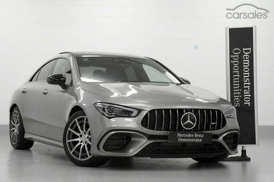2019 Mercedes-Benz CLA 45 AMG S