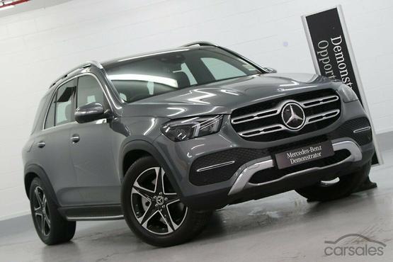 2019 Mercedes-Benz GLE 450