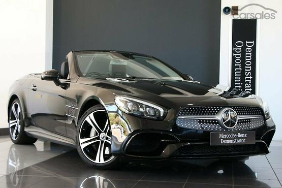 2018 Mercedes-Benz SL 500