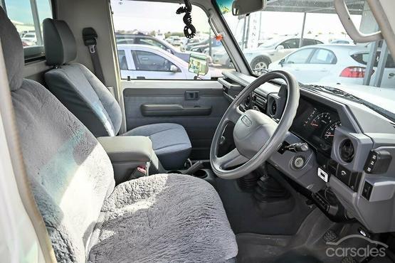 2007 Toyota Landcruiser GX VDJ79R