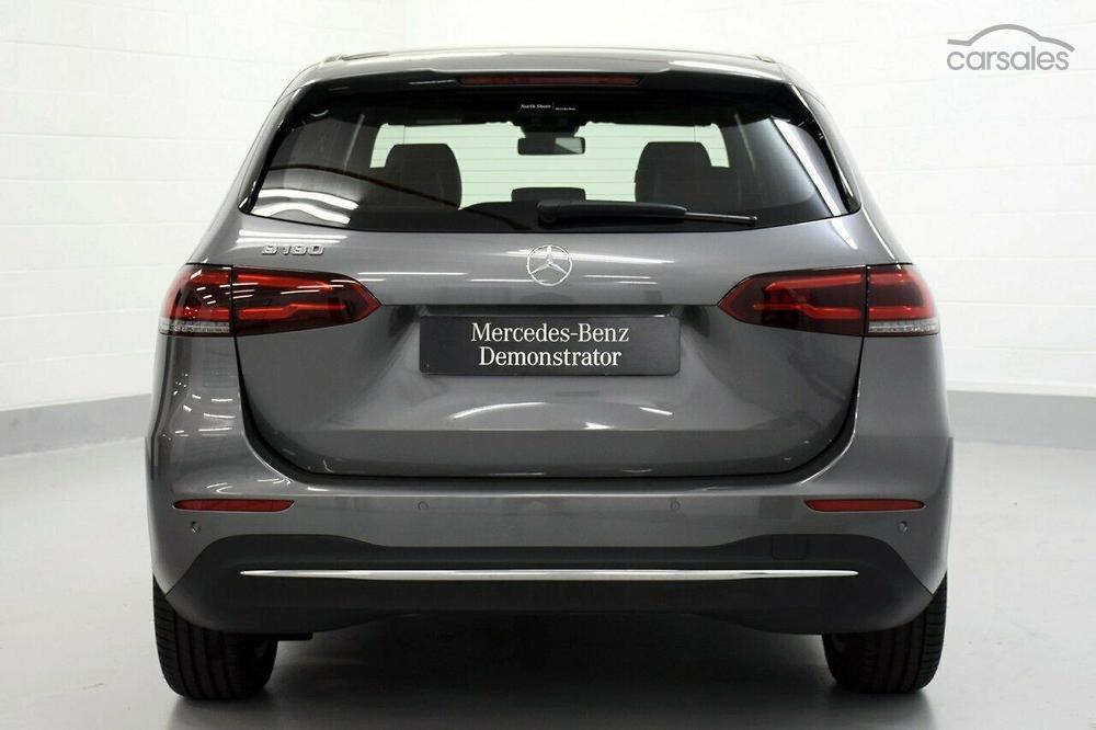 2020 Mercedes-Benz B 180 Hatch