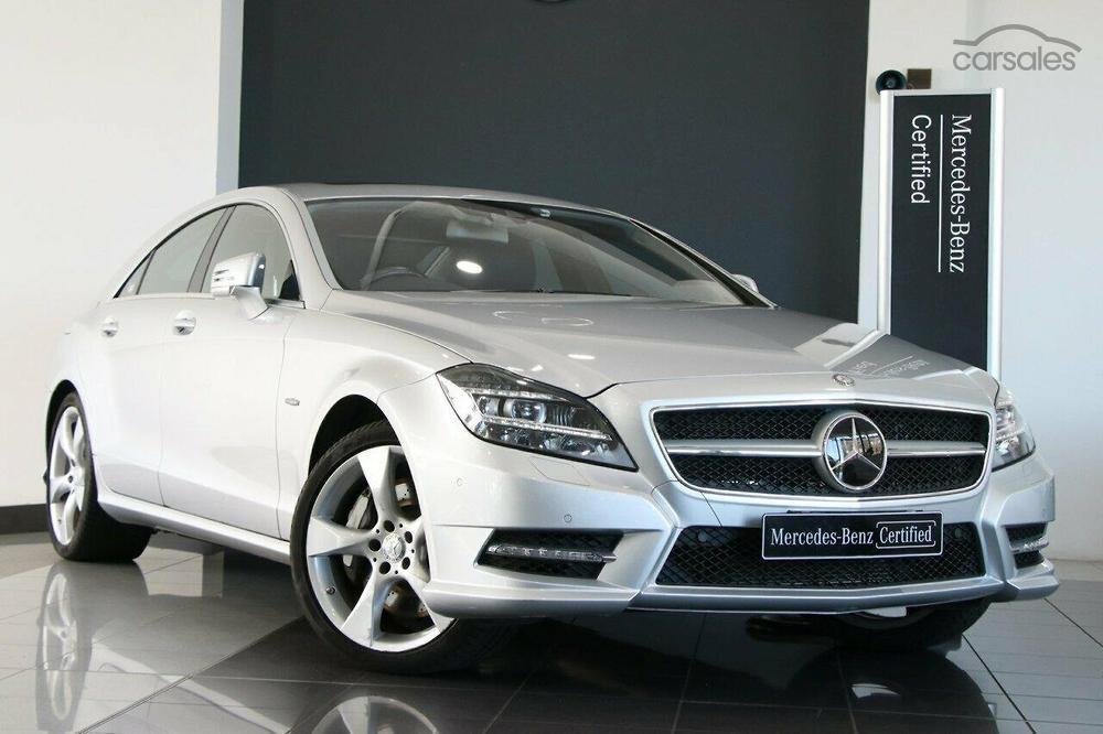 2012 Mercedes-Benz CLS 500 BLUEEFFICIENCY Coupé