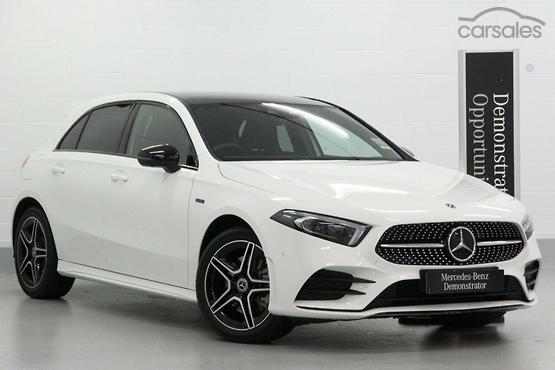 2020 Mercedes-Benz A 250 E