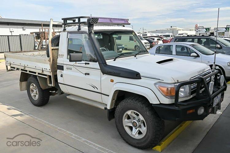 2007 Toyota Landcruiser VDJ79R