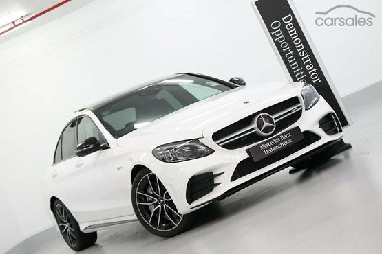 2020 Mercedes-Benz C 43 AMG