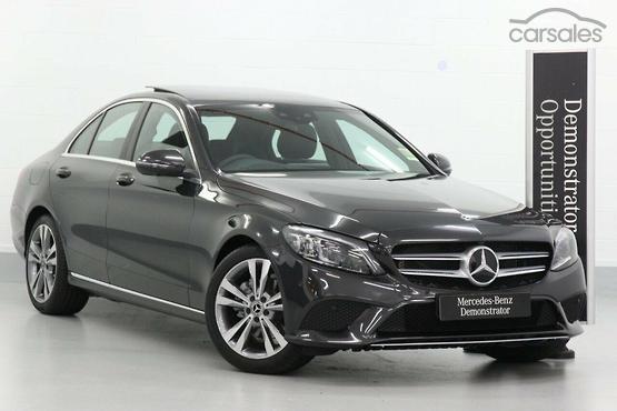 2020 Mercedes-Benz C 200