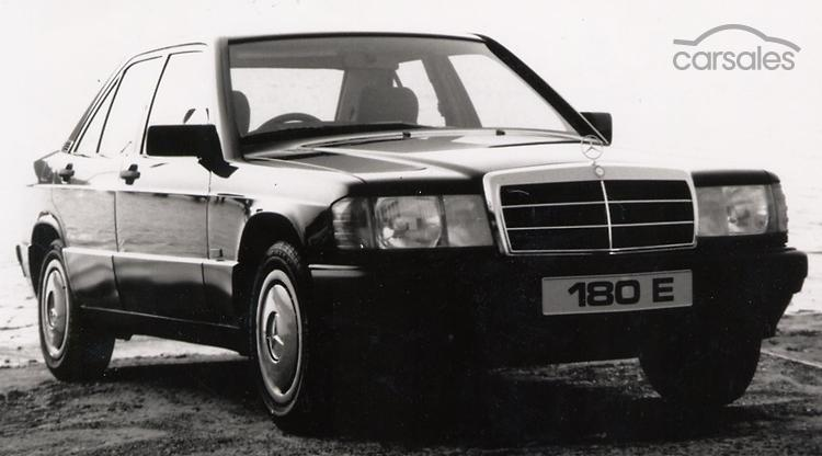 1993 Mercedes-Benz 180E Manual-SPOT-ITM-252479 - carsales com au