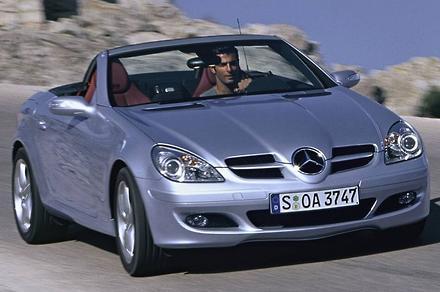 Mercedes Benz Slk Class Slk350 2005 Pricing Specifications Carsales Com Au