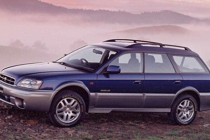 Subaru Outback 2002 Pricing Specifications Carsales Com Au