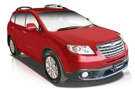 Subaru Tribeca R Premium Pack 2008 Pricing Specifications Carsales Com Au