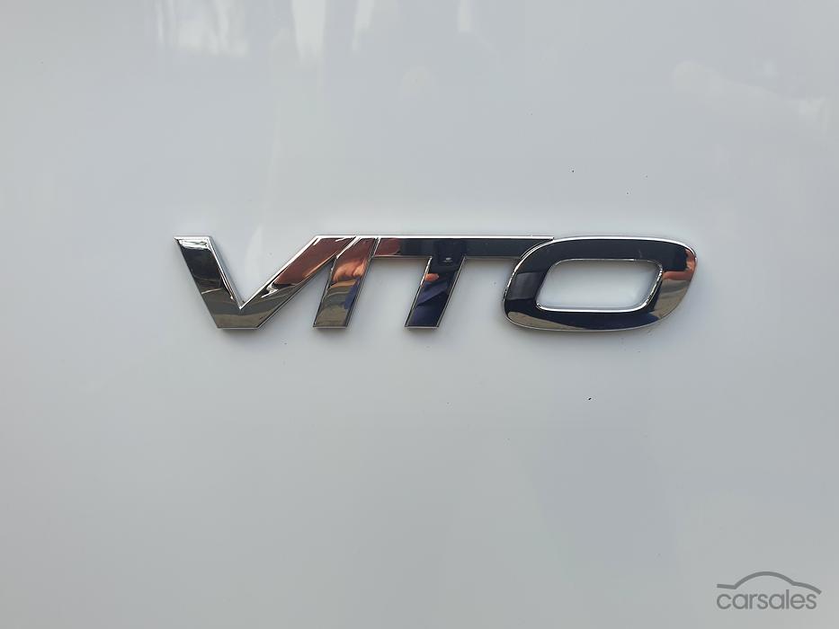 2019 Mercedes-Benz VITO Van 114BlueTEC