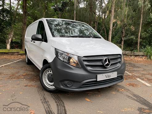 2019 Mercedes-Benz VITO
