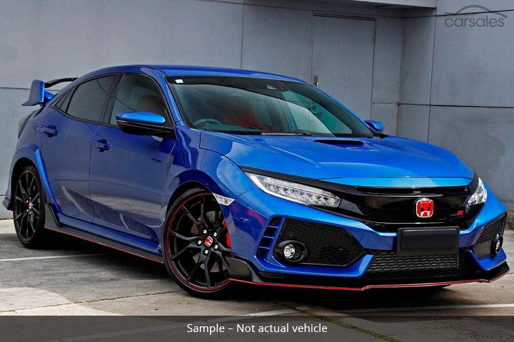 Honda Civic Type R Blue Cars For Sale In Australia Carsales Com Au
