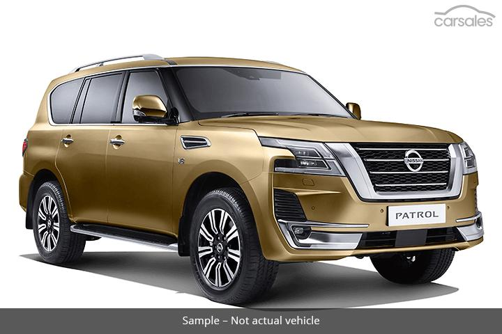 Nissan Patrol Ti L Gold Car For Sale In Australia Carsales Com Au
