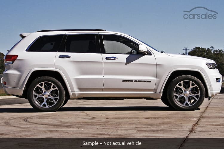 Jeep Grand Cherokee Overland Cars For Sale In Brisbane All Queensland Carsales Com Au