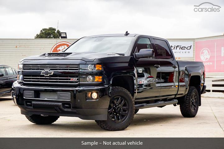Chevrolet Ute cars for sale in Australia - carsales com au