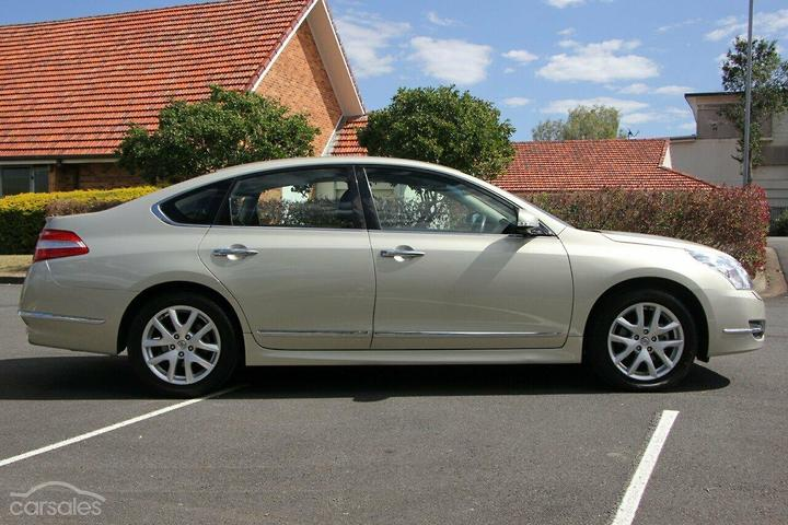 Nissan Maxima 350 ST-S cars for sale in Australia - carsales