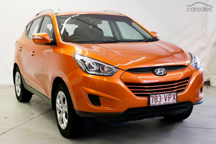 Hyundai 5 Seater Orange cars for sale in Australia - carsales com au