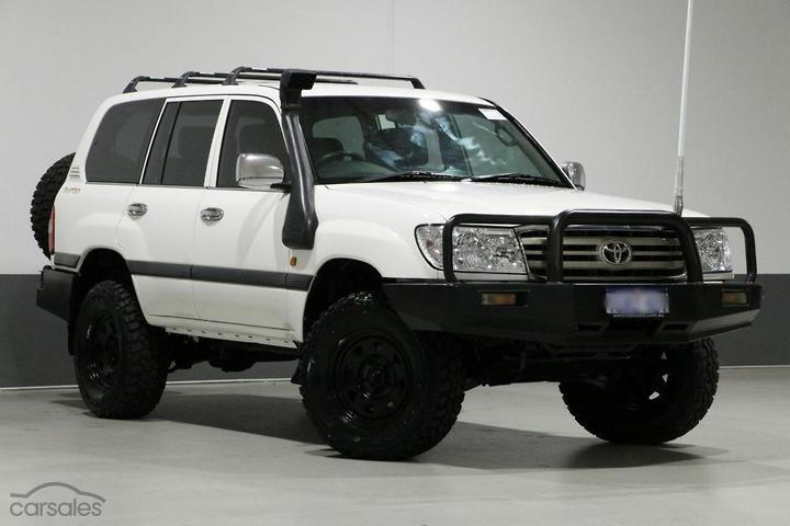 Toyota Landcruiser HDJ100R cars for sale in Perth, Western