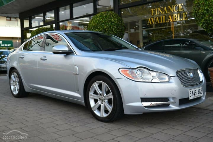 Jaguar Xf Cars For Sale In Adelaide Eastern South Australia