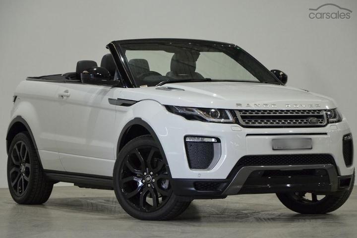 Range Rover Convertible >> Land Rover Range Rover Evoque Convertible Cars For Sale In