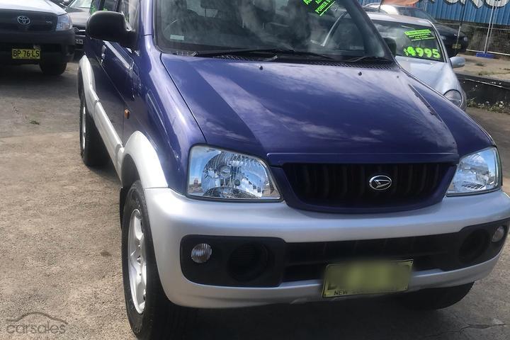 Daihatsu SUV cars for sale in Australia - carsales com au