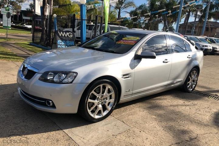 Holden Calais V Redline cars for sale in Australia