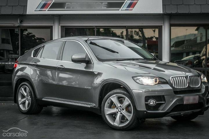 BMW X6 8 Cylinder cars for sale in Australia - carsales com au