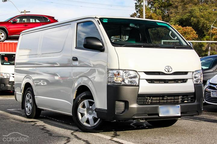 Toyota Hiace cars for sale in Australia - carsales com au