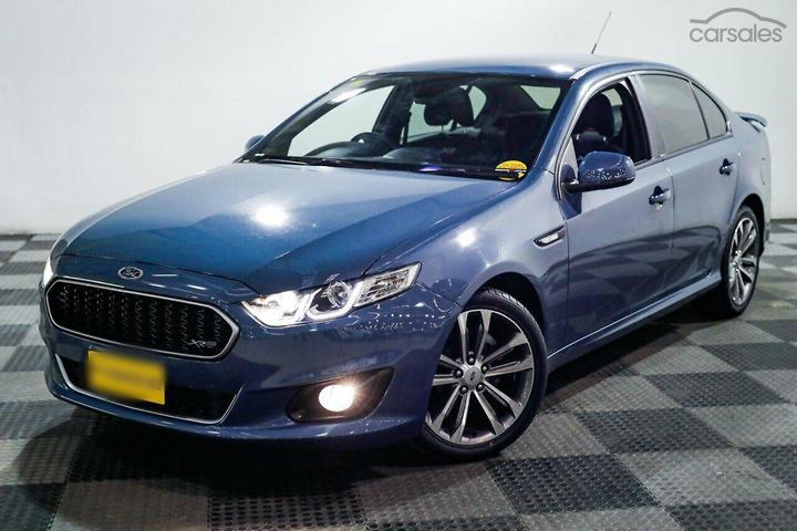 Ford Falcon Xr6 Blue Cars For Sale In Perth Western Australia