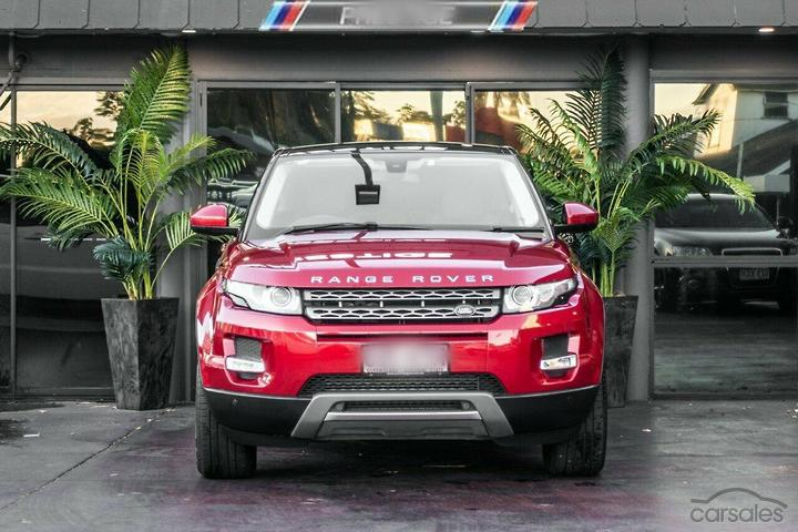 Land Rover Range Rover Evoque cars for sale in Australia