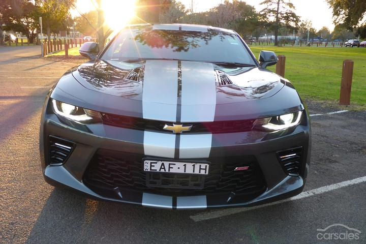 Chevrolet Camaro cars for sale in Australia - carsales com au