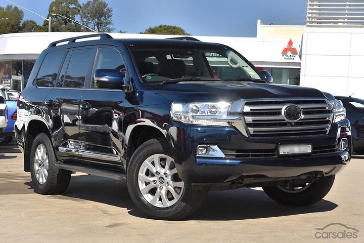 Toyota Landcruiser cars for sale in Australia - carsales com au