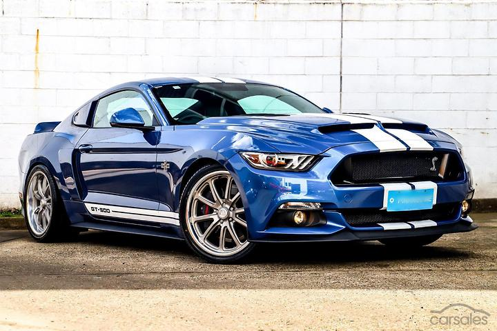 Ford Mustang Blue cars for sale in Australia - carsales com au