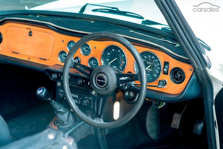 Triumph TR6 cars for sale in Australia - carsales com au