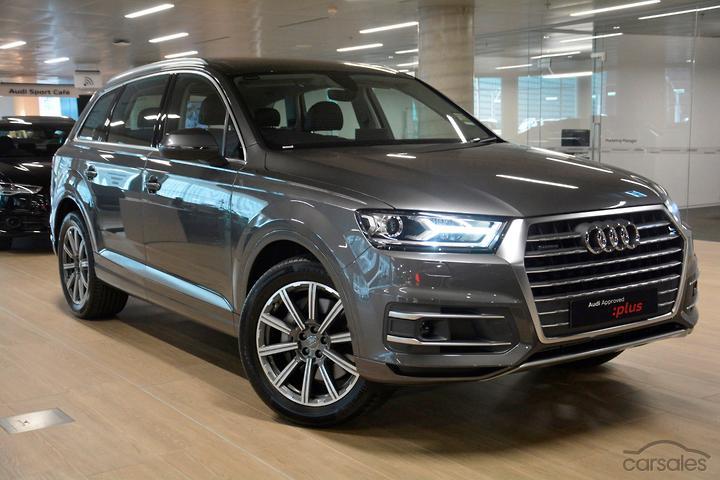 Audi Q7 Grey cars for sale in Australia - carsales com au