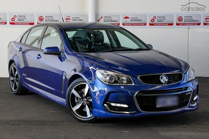 Holden Commodore SS VF Series II cars for sale in Australia