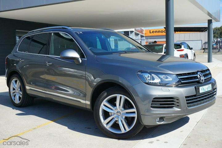 Volkswagen Touareg cars for sale in Australia - carsales com au