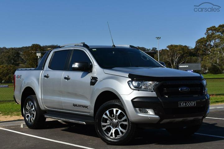 Ford Ranger Wildtrak cars for sale in Australia - carsales