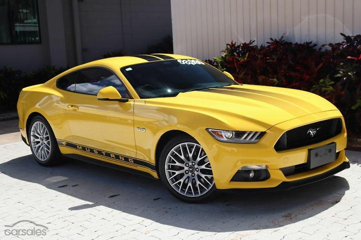 Ford Mustang Cars For Sale In Rockhampton Queensland Carsales