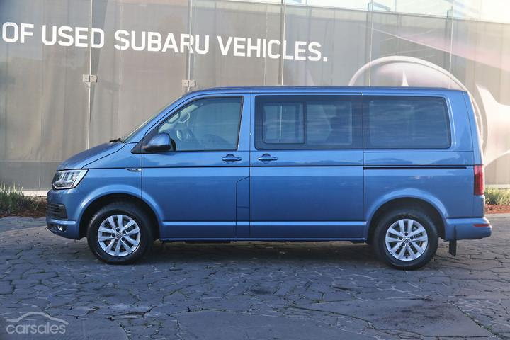 Volkswagen Multivan TDI340 Comfortline cars for sale in Australia