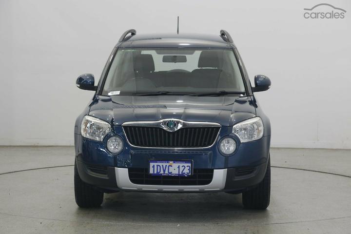 SKODA Yeti Petrol - Premium ULP Green cars for sale in