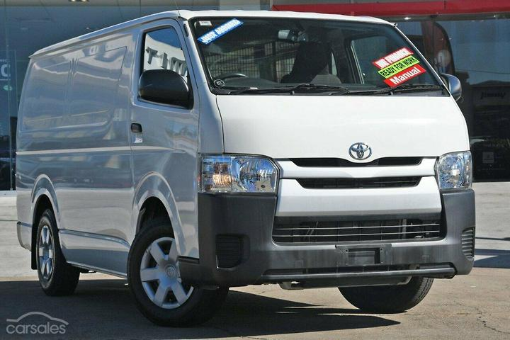 Toyota Hiace cars for sale in Sunshine-Coast, Queensland