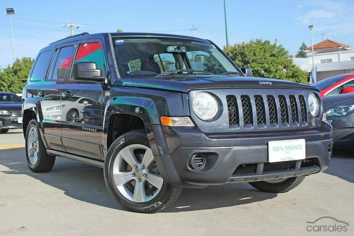Jeep Patriot cars for sale in Australia - carsales com au