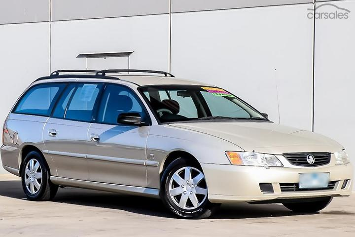 Holden Commodore VY II Wagon cars for sale in Australia - carsales