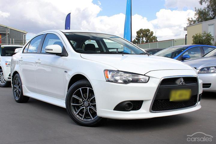 Mitsubishi Lancer ES Sport cars for sale in Australia